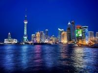 Обои для рабочего стола: Шанхай, Китай