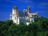 Обои для рабочего стола: Замок Пена, Португалия