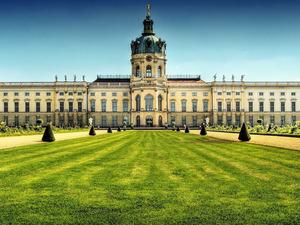 Дворец Шарлоттенбург, Берлин, Германия
