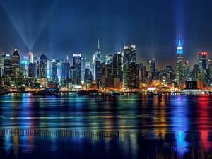 Обои Нью-Йорк, США