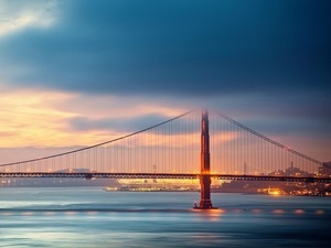 Обои Золотые Ворота, Сан-Франциско