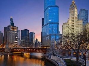 Обои Чикаго, США