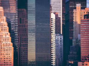 Обои Нью-Йорк, Манхэттен