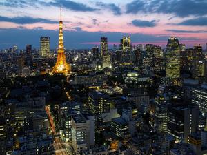 Обои Токио, Япония