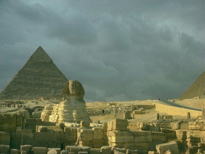 Обои Египет