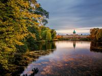 Обои для рабочего стола: Дворец Шарлоттенбург, Берлин, Германия
