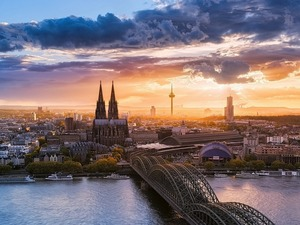 Обои Кёльн, Германия