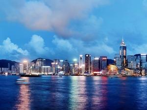 Обои Гонконг, Китай